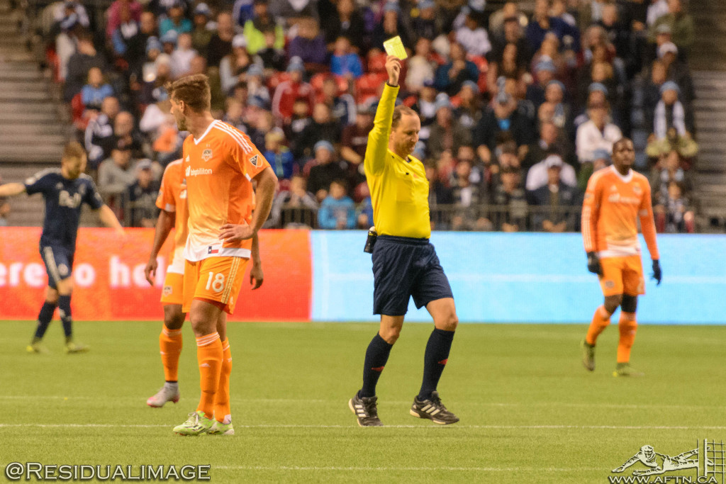 Vancouver Whitecaps v Houston Dynamo - The Story In Pictures (134)