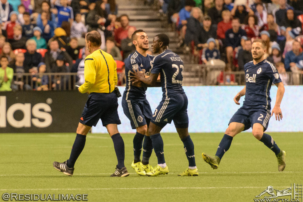 Vancouver Whitecaps v Houston Dynamo - The Story In Pictures (135)