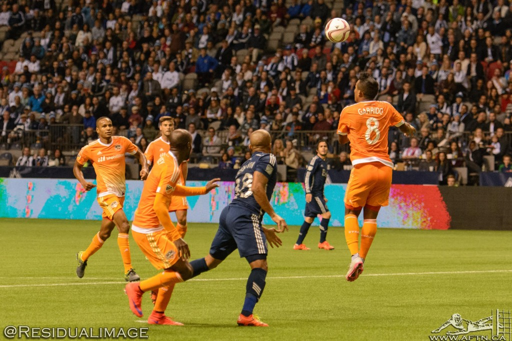 Vancouver Whitecaps v Houston Dynamo - The Story In Pictures (142)