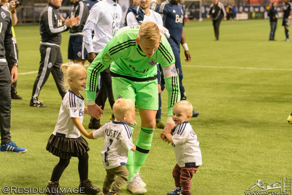 Vancouver Whitecaps v Houston Dynamo - The Story In Pictures (155)