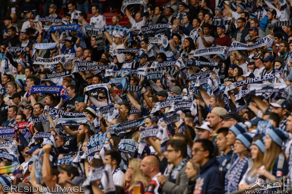 Vancouver Whitecaps v Houston Dynamo - The Story In Pictures (20)