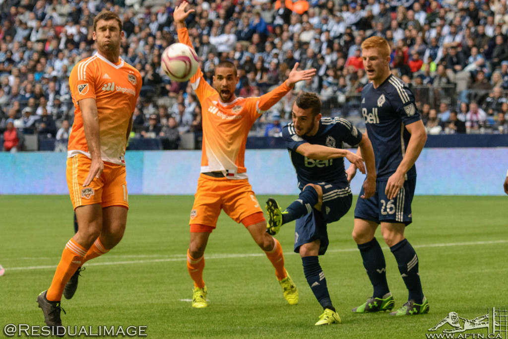 Vancouver Whitecaps v Houston Dynamo - The Story In Pictures (59)