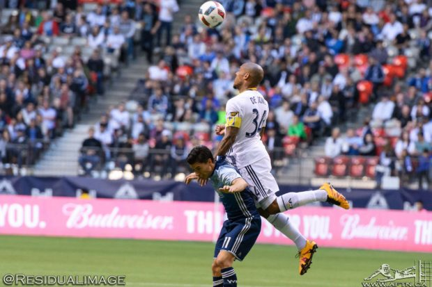 Report and Reaction: Vancouver Whitecaps a damp squib in loss in LA