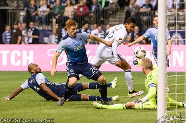The Good, The Average and The Bad: Whitecaps Draw The Galaxy Goons Edition