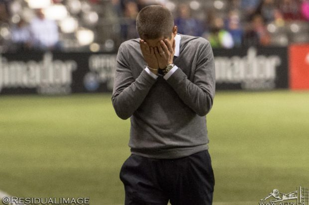 As the fans grow more and more restless, just where do Vancouver Whitecaps current problems lie?
