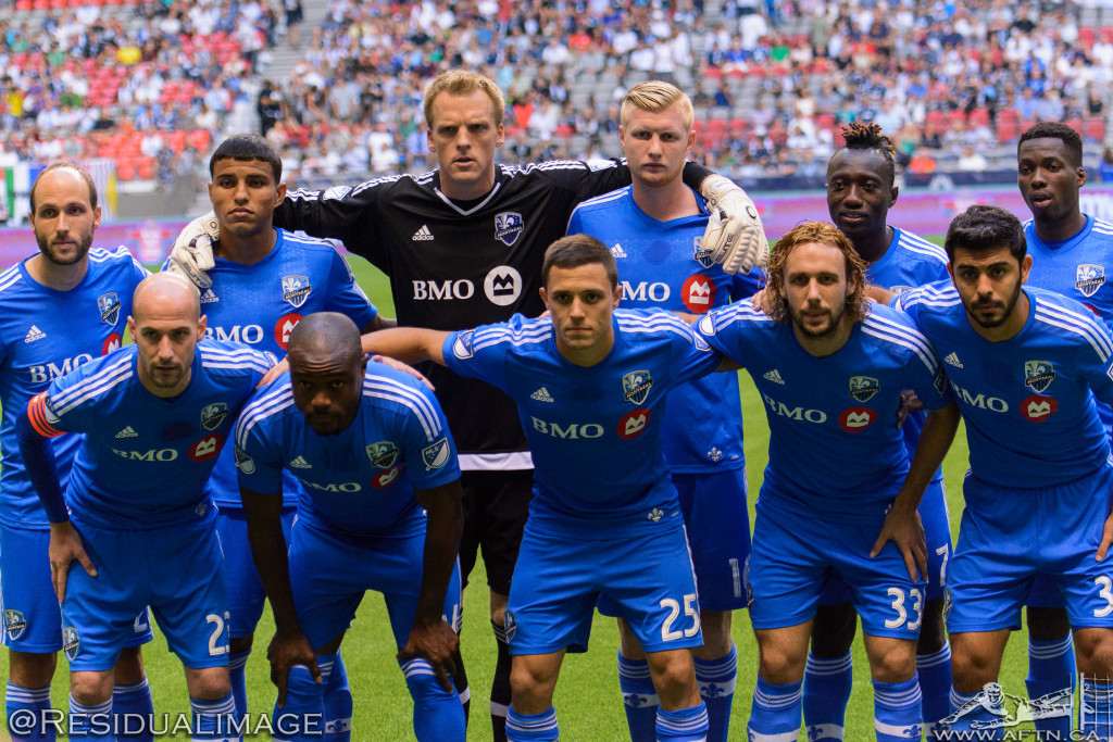 Vancouver Whitecaps v Montreal Impact - The Cup Final Story In Pictures (10)