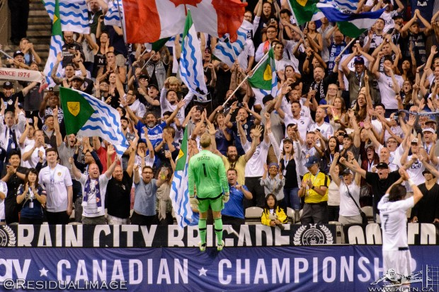 Vancouver Whitecaps v Montreal Impact – A Cup Final Story In Pictures