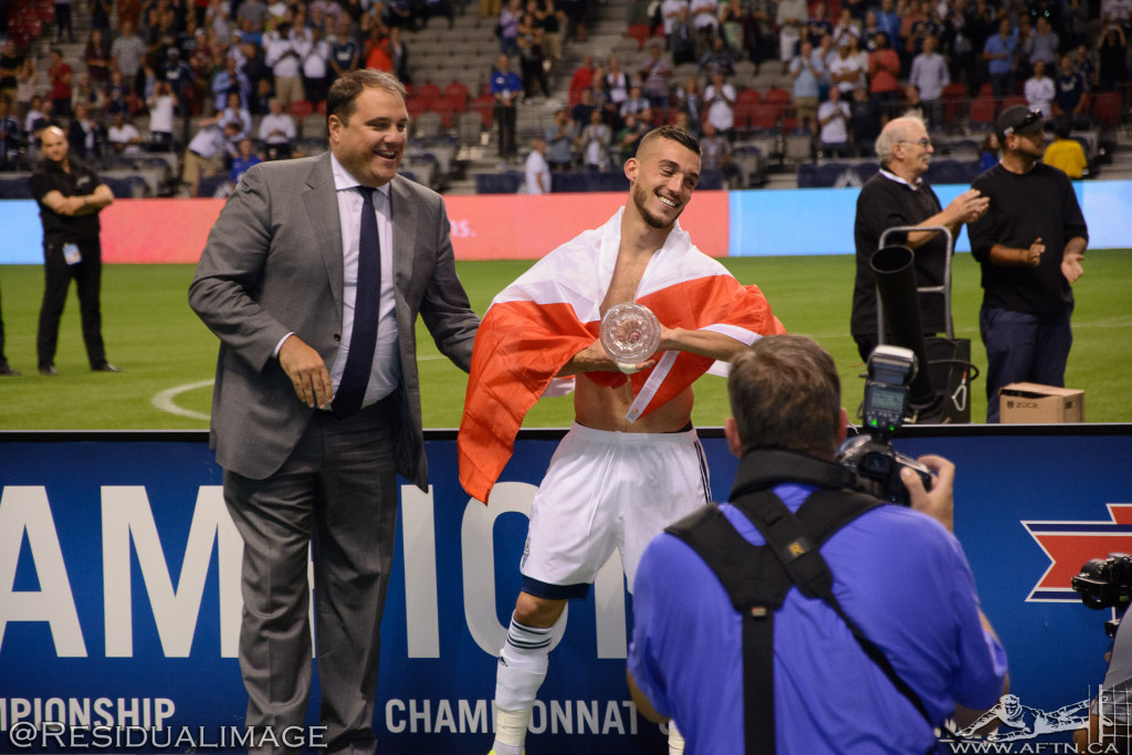 Vancouver Whitecaps v Montreal Impact - The Cup Final Story In Pictures (129)