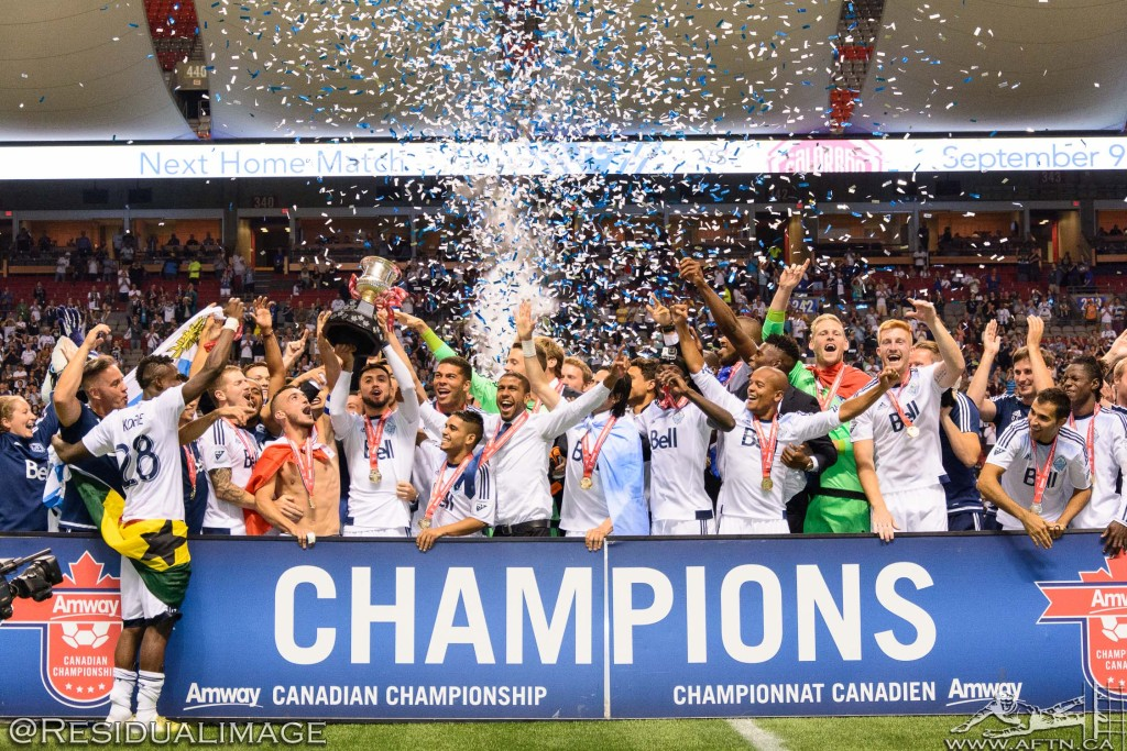 Vancouver Whitecaps v Montreal Impact - The Cup Final Story In Pictures (138)