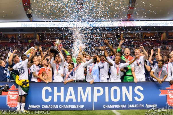 Whitecaps Of The Decade: Who makes your team of the 2010s?