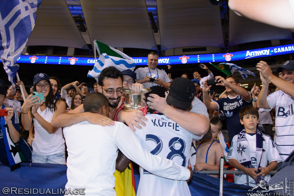 Vancouver Whitecaps v Montreal Impact - The Cup Final Story In Pictures (143)