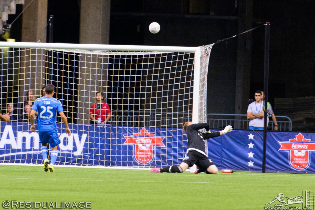 Vancouver Whitecaps v Montreal Impact - The Cup Final Story In Pictures (15)