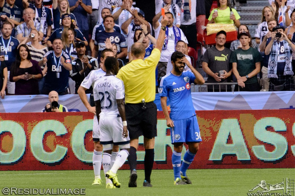 Vancouver Whitecaps v Montreal Impact - The Cup Final Story In Pictures (47)