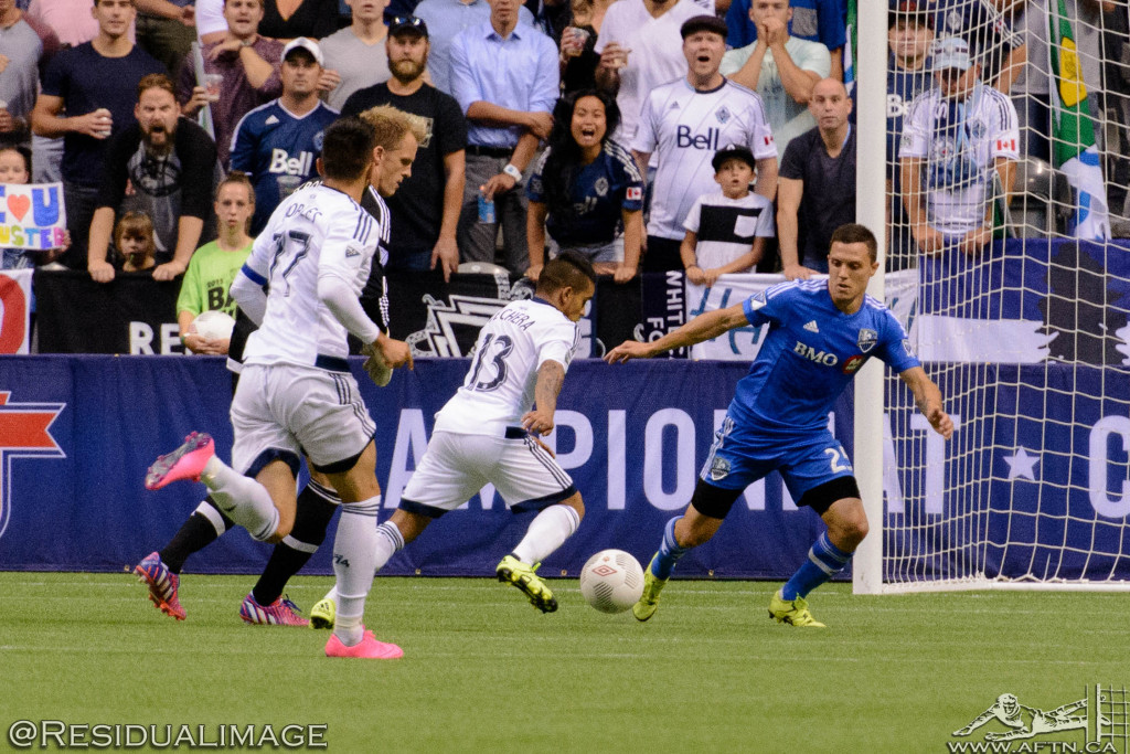 Vancouver Whitecaps v Montreal Impact - The Cup Final Story In Pictures (55)