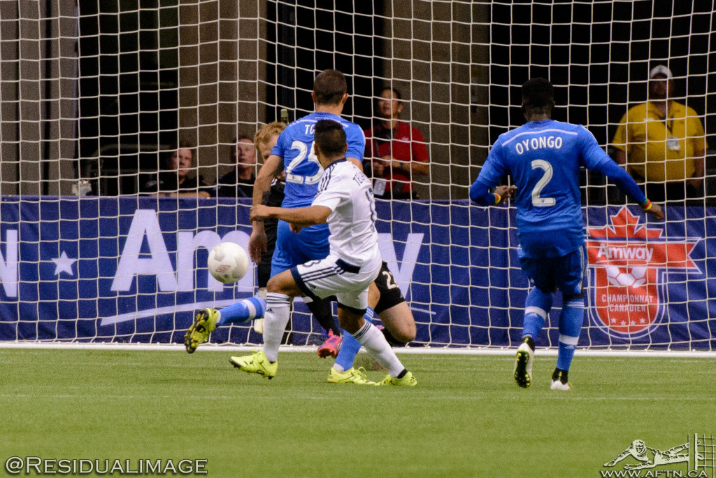 Vancouver Whitecaps v Montreal Impact - The Cup Final Story In Pictures (57)