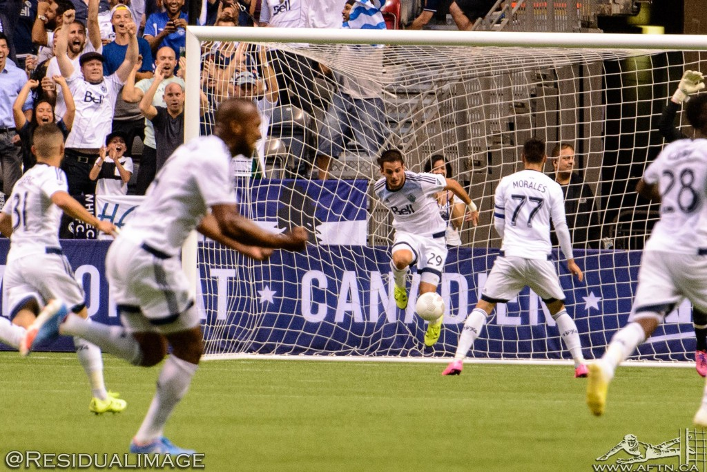 Vancouver Whitecaps v Montreal Impact - The Cup Final Story In Pictures (59)