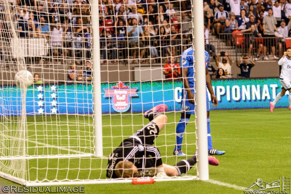 Vancouver Whitecaps v Montreal Impact - The Cup Final Story In Pictures (86)