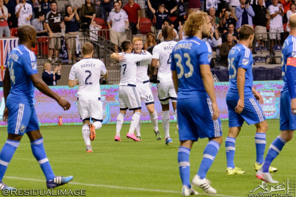 Vancouver Whitecaps v Montreal Impact - The Cup Final Story In Pictures (87)