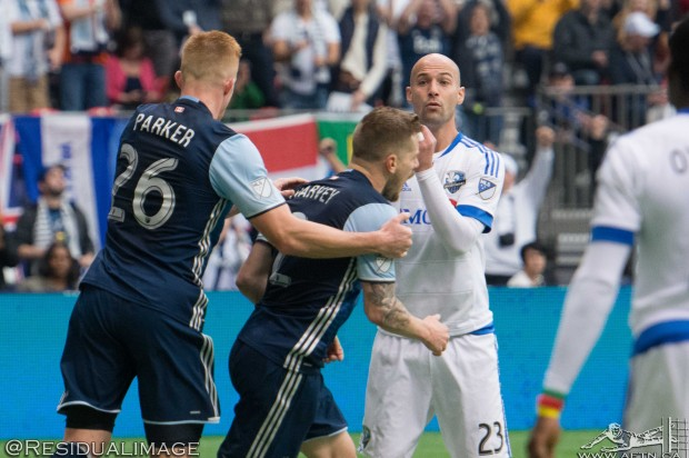 Vancouver Whitecaps v Montreal Impact – A First Kick Story In Pictures