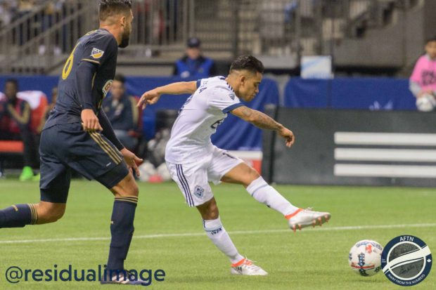 Report and Reaction: Whitecaps can't break Union in disappointing MLS opener