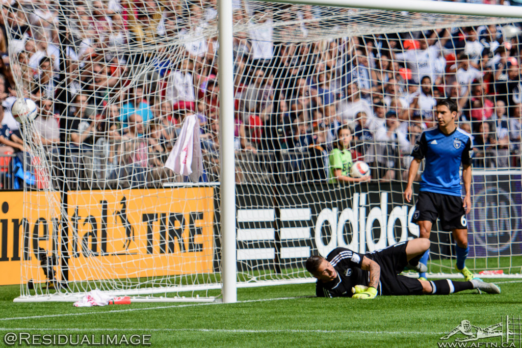 Vancouver Whitecaps v San Jose Earthquakes - The Story In Pictures - July 2015 (33)