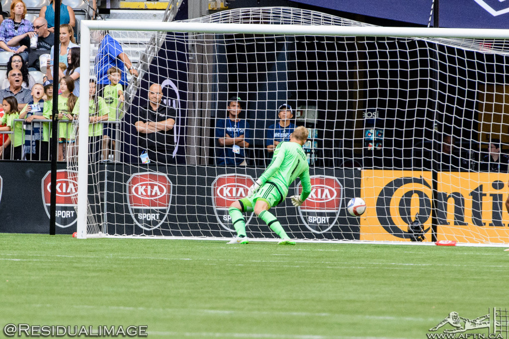 Vancouver Whitecaps v San Jose Earthquakes - The Story In Pictures - July 2015 (78)