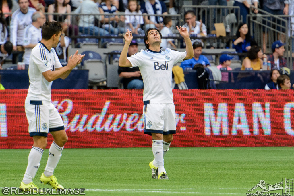 Vancouver Whitecaps v San Jose Earthquakes - The Story In Pictures - July 2015 (8)