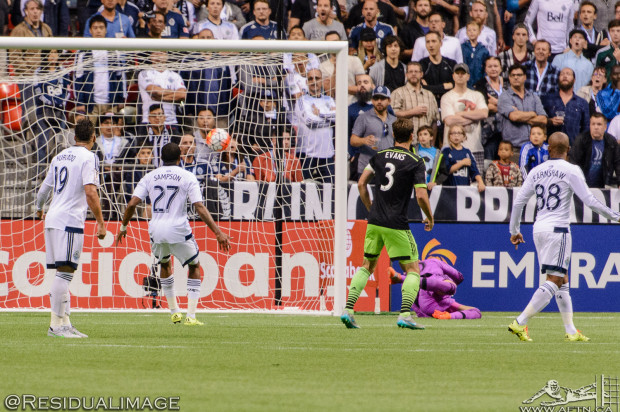 Vancouver Whitecaps v Seattle Sounders – A CCL Story In Pictures