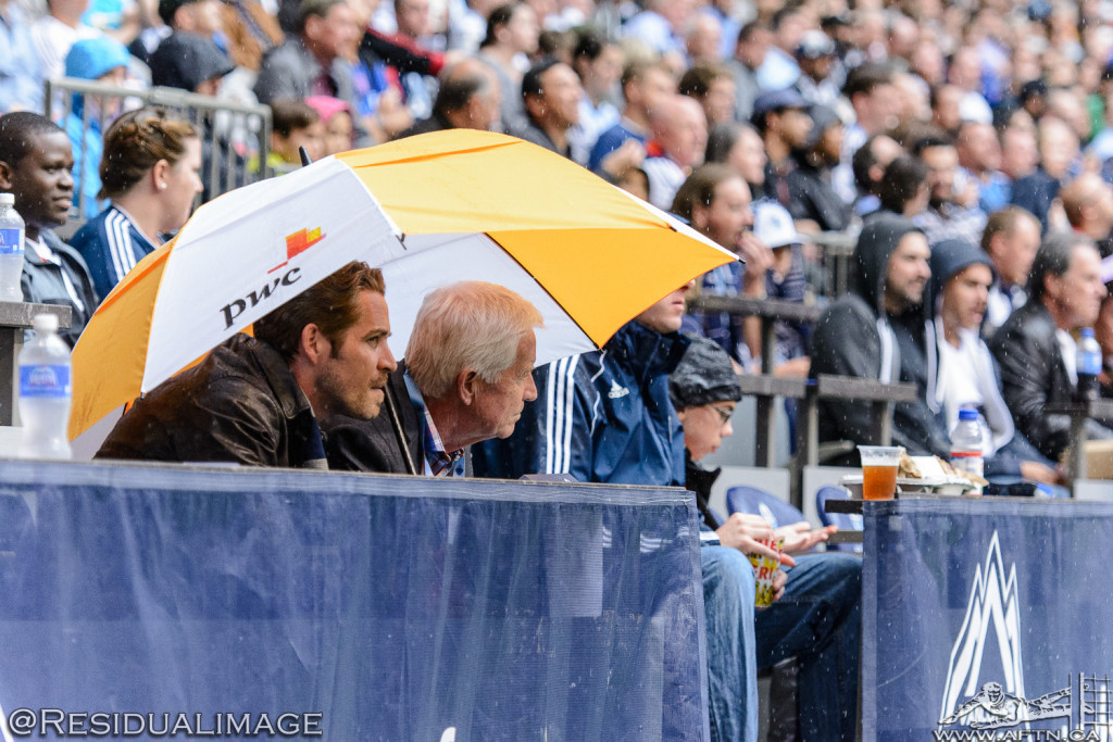 Vancouver Whitecaps v Seattle Sounders - A CCL Story In Pictures (25)