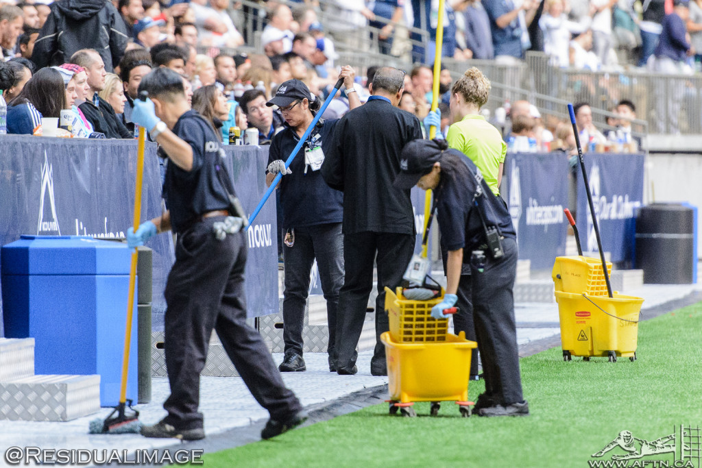 Vancouver Whitecaps v Seattle Sounders - A CCL Story In Pictures (59)