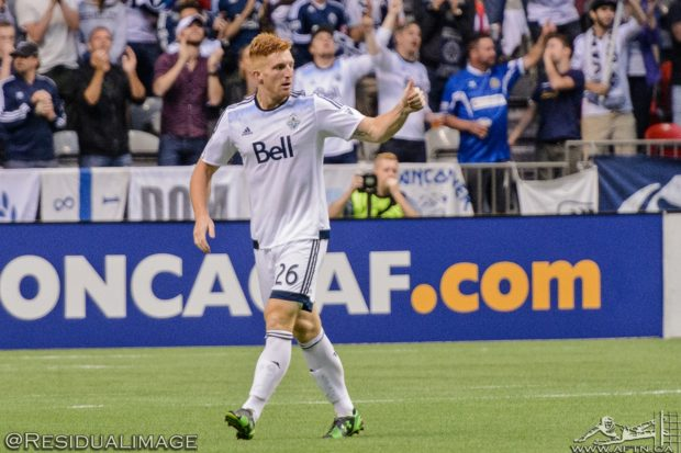 """Tim Parker still a Whitecap, for now, as Carl Robinson says team is """"prepared for every avenue"""""""