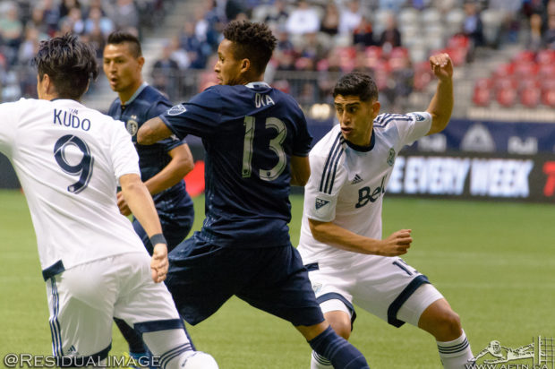 Times they are a changing and so must Vancouver Whitecaps' line-up