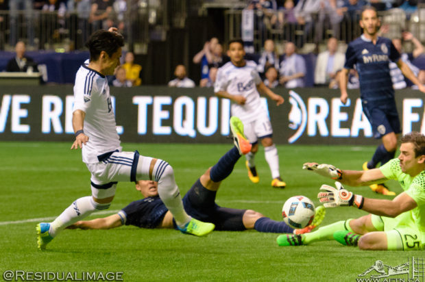 CCL Match Preview: Vancouver Whitecaps v Sporting KC