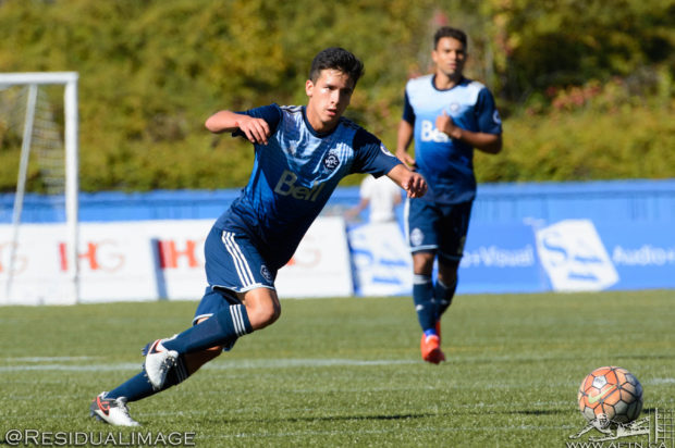 "Thomas Gardner wants left with ""no regrets"" from WFC2 USL playoff run after U18 Championship game heartbreak"
