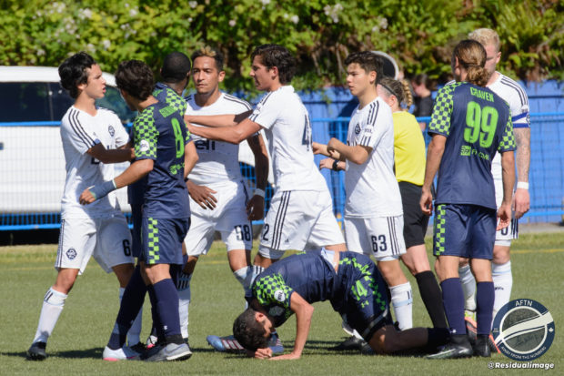 "Ten man WFC2 left ""disappointed"" with just a point after draw with OKC Energy"