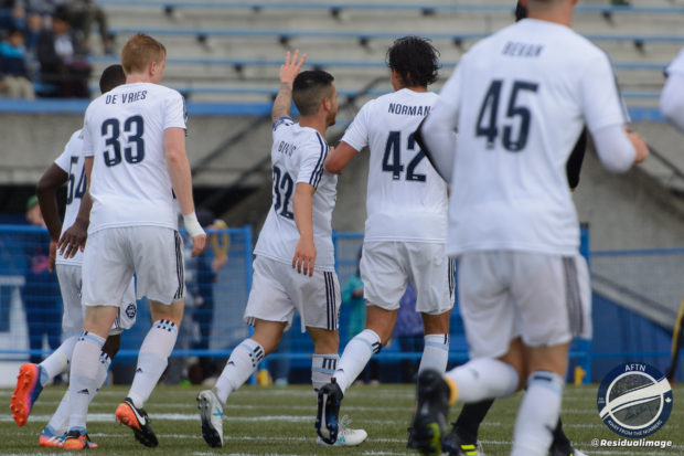 WFC2 v Orange County SC – The Story In Pictures