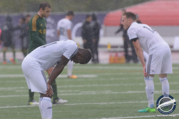 WFC2 v Portland Timbers 2 – The Sad And Soggy Story In Pictures
