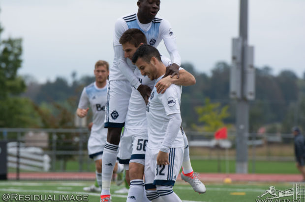 WFC2 v Seattle Sounders 2 – The Story In Pictures