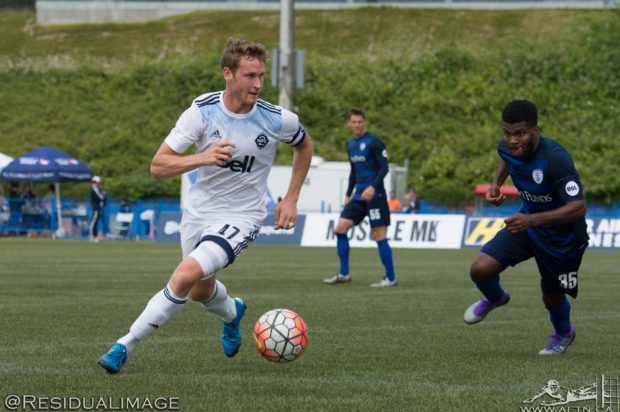 Kyle Greig's on fire – USL defences are terrified