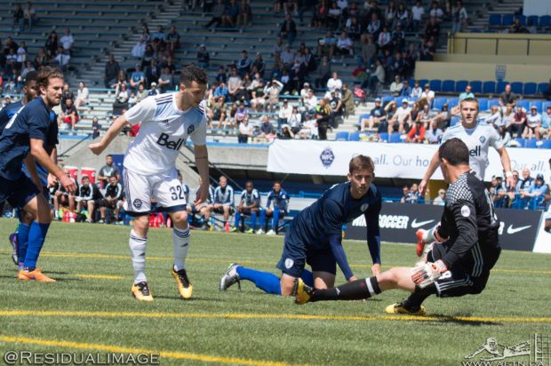 WFC2 head to Swope Park Rangers for USL Western Conference final with nothing to fear