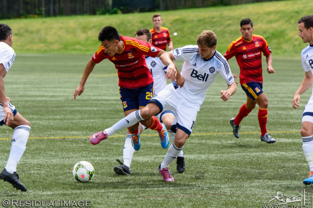 WFC2 v Arizona United – The Story In Pictures (and words!)