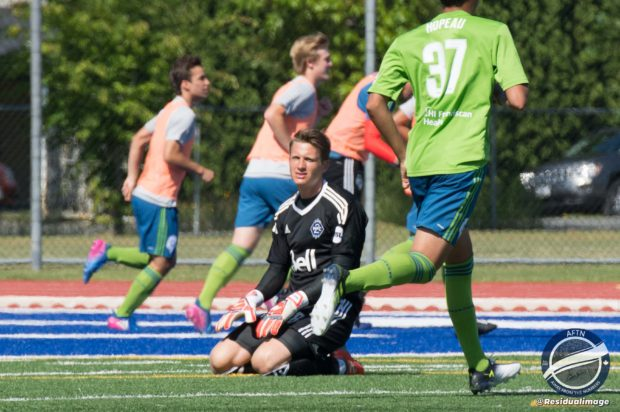 WFC2 v Seattle Sounders 2 – A Canada Day Story In Pictures