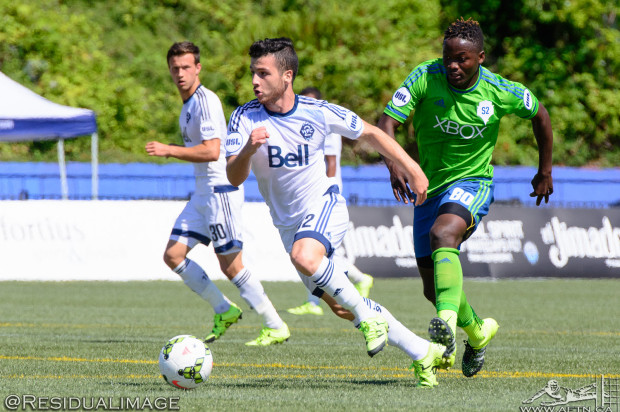 USL games in Langley spearheading Vancouver Whitecaps desire to embed club in lower mainland communities