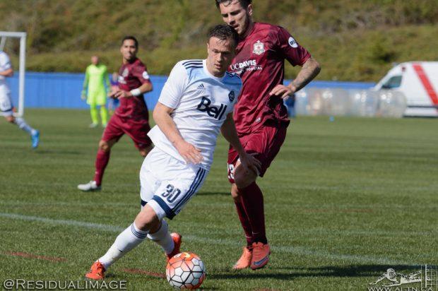 "Ben McKendry looking to ""showcase"" what he offers Vancouver Whitecaps in Canadian Championship games"