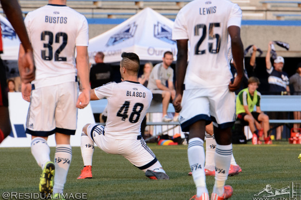 WFC2 v Portland Timbers 2 – The Story In Pictures and Koch's Korner