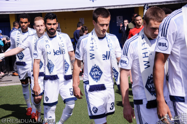 """WFC2's inaugural USL season reaches midway mark with mixed results but """"the experience that they're getting is invaluable"""""""