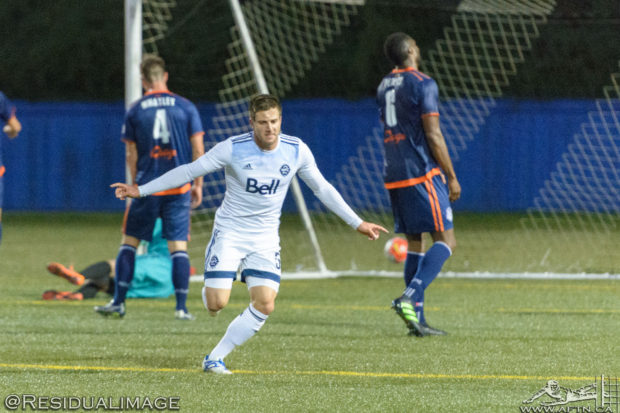"""Daniel Haber proud of table-topping WFC2 but looking to be """"more clinical"""" in upcoming home stand"""