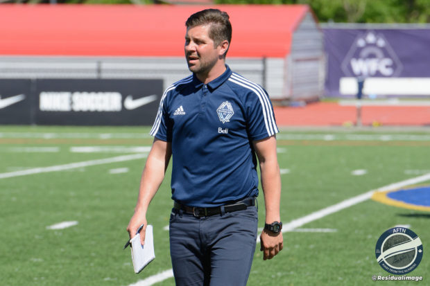 """Rich's Reflections: Young WFC2 side """"a little overwhelmed"""" at first in loss to strong Real Monarchs side"""