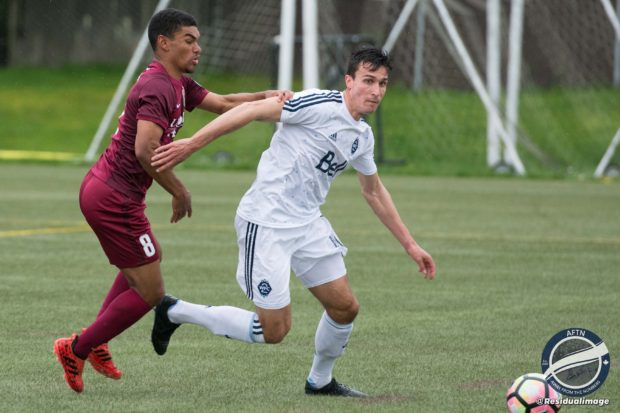 The Domizator: University of Calgary standout Dominick Zator finding his feet quickly with WFC2