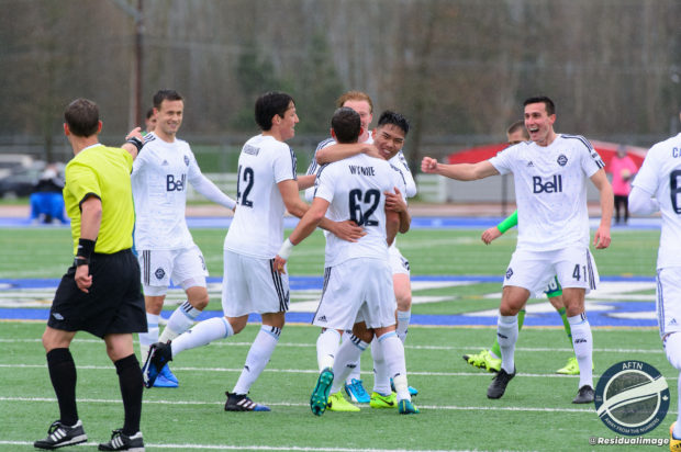 WFC2 v Seattle Sounders 2 – The Home Season Opener Story In Pictures